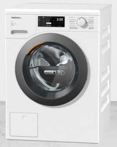 Miele WTD160WCS Freestanding 8/5Kg Washer Dryer With Perfectcare Technology White
