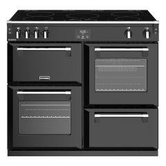 Stoves Richmond RCHS1000EiBK 100cm Electric Induction Range Cooker - Black