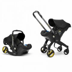 Doona CAR/SPA/669520 Infant Car Seat Stroller Nitro Black