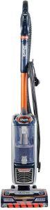 Shark NZ801UKT Anti Hair Wrap Upright Vacuum Cleaner With Powered Lift-Away -  Navy / Orange