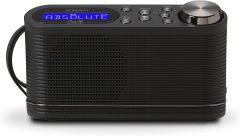 Roberts PLAY 10 Portable DAB/FM Radio - Black