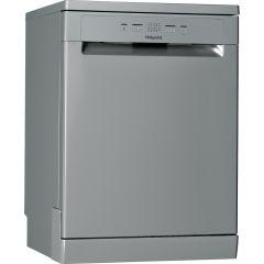 Hotpoint HFC2B19X Freestanding Dishwasher Inox