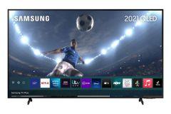 Samsung QE43Q60AAUXXU 43` 4K QLED Smart TV Quantum HDR powered by HDR10+