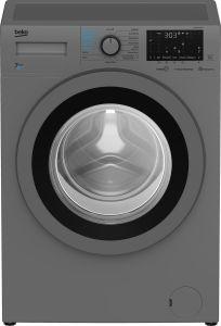 Beko WDER7440421S Freestanding 7kg/4kg Washer Dryer-Silver