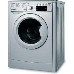 Indesit IWDD75145SUKN 7Kg/5Kg Freestanding Washer Dryer-Silver