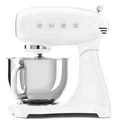Smeg SMF03WHUK 50`S Style Stand Mixer - White