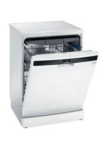 Siemens SN23HW64CG 60cm Freestanding 14 Place Setting Dishwasher - White
