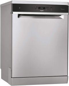 Whirlpool WFC3C33PFX Freestanding Dishwasher-Inox