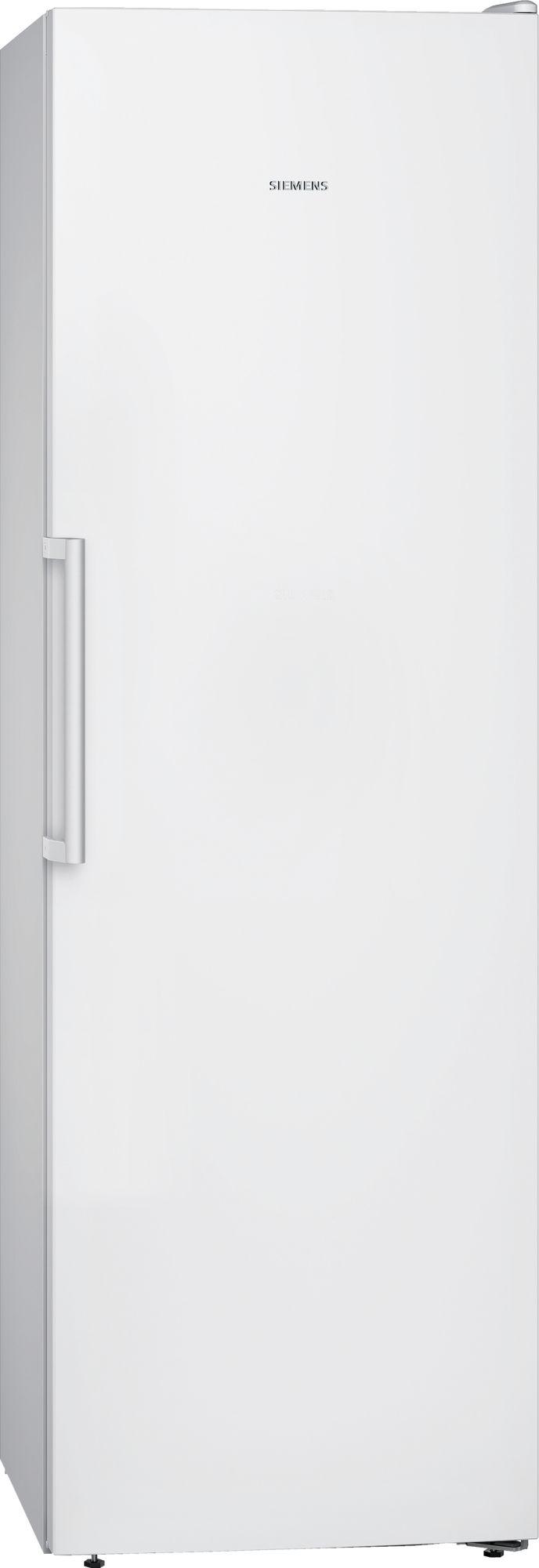 Siemens  iQ300 GS36NVW3PG No Frost Upright Freezer White