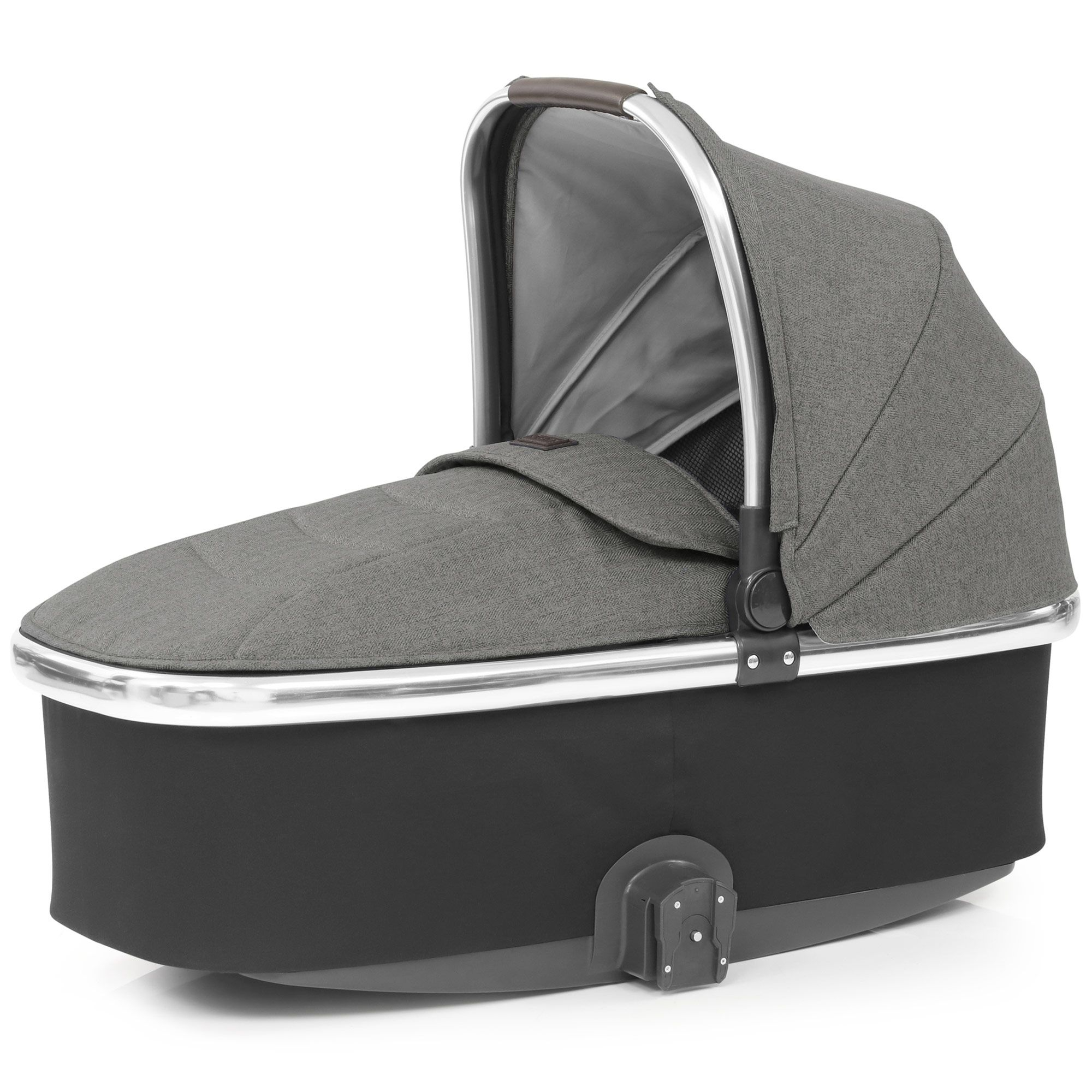 Oyster O3CCMM Oyster 3 Mirror Finish Carrycot Mercury