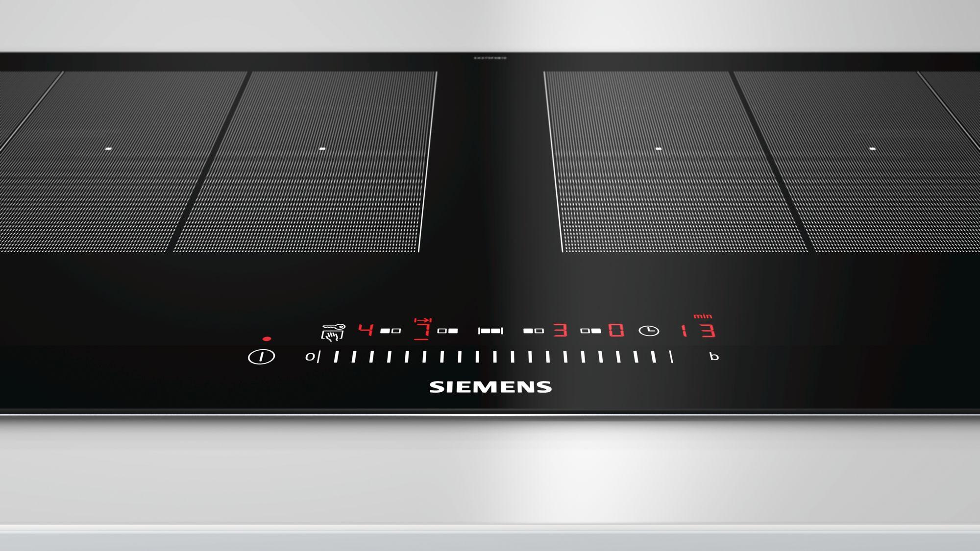 Siemens iQ700 EX275FXB1E 90cm Induction Hob-Black