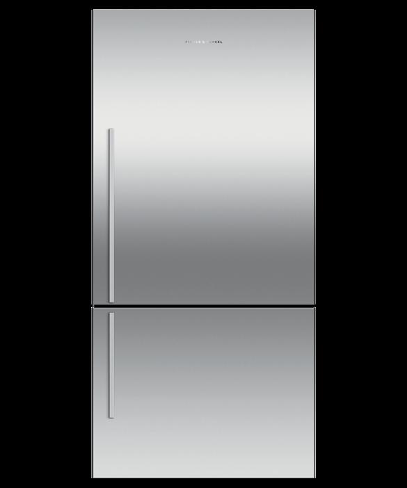 Fisher Paykel E522BRXFD4 ActiveSmart Fridge Freezer-Stainless Steel