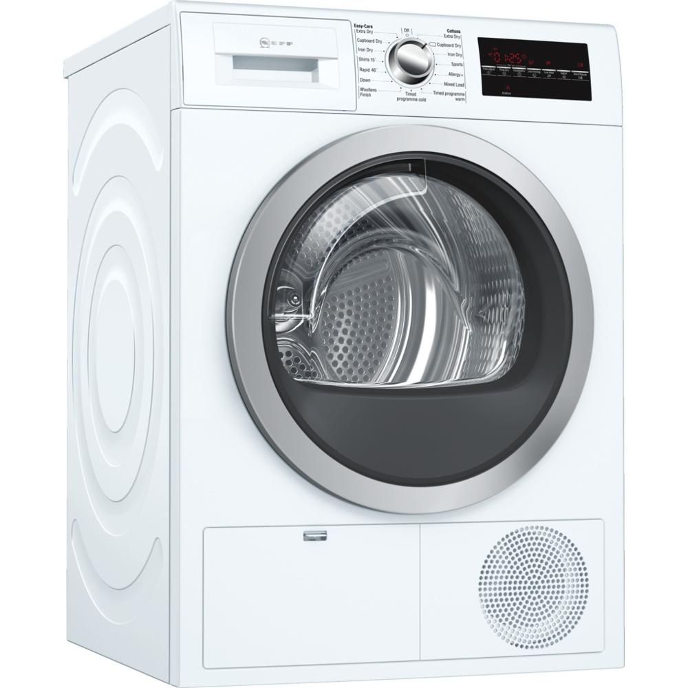 Neff R8580X3GB Condenser Tumble Dryer
