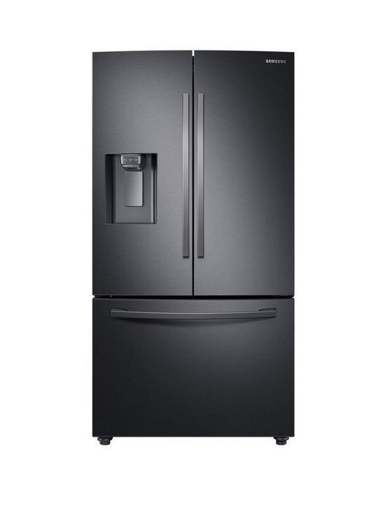 Samsung RF23R62E3B1/EU French Style Fridge Freezer with Twin Cooling Plus™ - Black