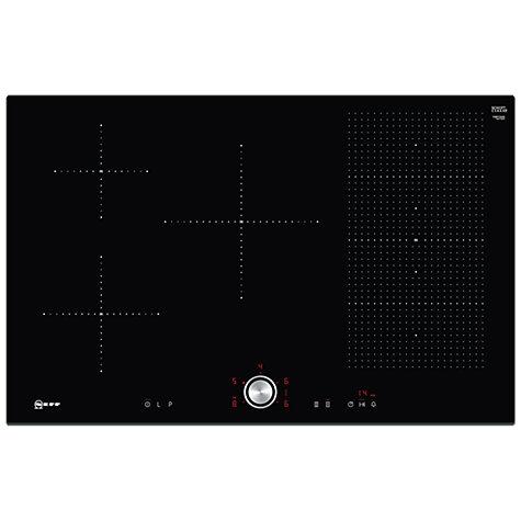 Neff T58FT20X0 80cm Induction Hob-Black