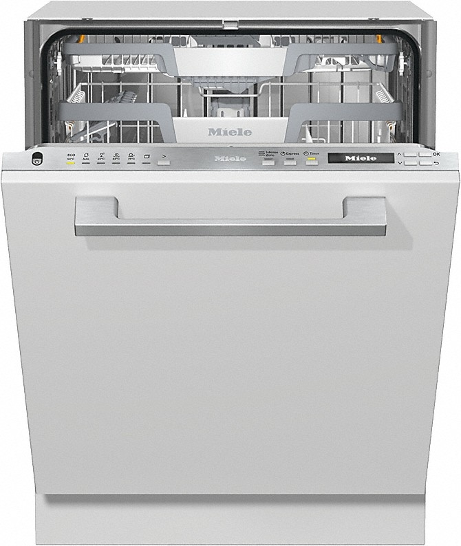 Miele G7150SCVI Fully Integrated Dishwashers with 3D MultiFlex Tray `Which? Best Buy`